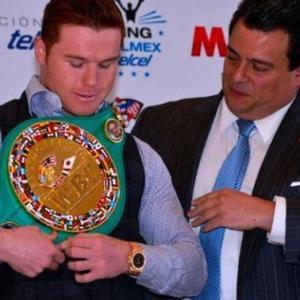WBCスライマン会長「4団体世界王者統一トーナメント開催提案!」