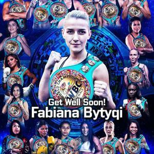 コロナ感染! 「WBC女子世界アトム級王者」 ファビアナ・バイトイキ