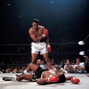 1965/5/25 「モハマッド・アリvsソニー・リストンⅡ」 最も有名なスポーツ写真