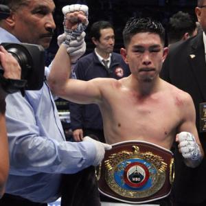 井岡一翔vs田中恒成 「対戦合意!」 WBO世界スーパーフライ級指名戦