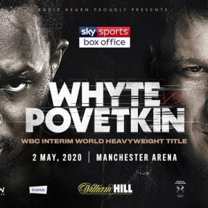 ホワイトvsポベトキン 「キャンセル!」 WBC世界ヘビー級暫定戦