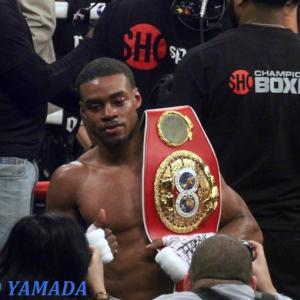 11/21 エロール・スペンスJr vs ダニー・ガルシア WBC&IBF世界ウェルター級戦
