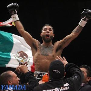 ルイス・ネリ 「来年は3階級制覇へ!」 WBA王者フィゲロア戦希望!