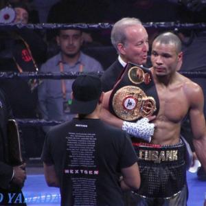 村田諒太orカネロ・アルバレス 希望! WBA世界ミドル級暫定王者クリス・ユーバンクJr