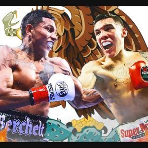 12/12 ミゲル・ベルチェルvsオスカル・バルガス 「WBC世界スーパーフェザー級戦」