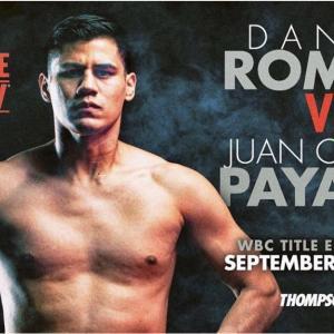 ローマンvsパヤノ 「結果」 WBC世界スーパーバンタム級挑戦者決定戦