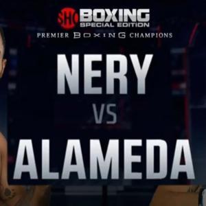 ルイス・ネリvsアーロン・アラメダ 「結果」 WBC世界Sバンタム級王座決定戦