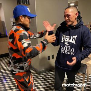 エストラーダvsクアドラス 「スコアカード」 ロマゴン戦実現へ!