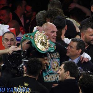 タイソン・フューリー次戦 WBCスライマン会長 「聞いてない!」