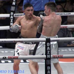 12/19 マルティネスvsロドリゲスJr 「WBC世界フライ級戦」