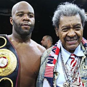 WBA vs ドン・キング 「指令!」 ヘビー級正規王者チャーvs暫定王者ブライアン