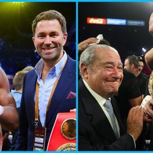 ジョシュアvsフューリ 「WBO世界ヘビー級王座」 ウシクvsジョイス