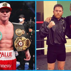 2/27 カネロ・アルバレスvsイユリディン WBC世界スーパーミドル級指名戦