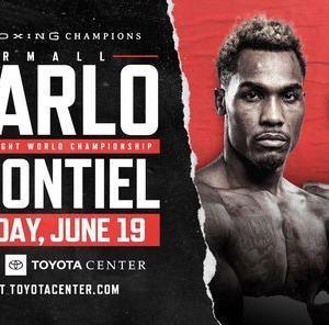 ジャモール・チャーロvsファン・マシアス・モンティエル 「結果」 WBC世界ミドル級戦