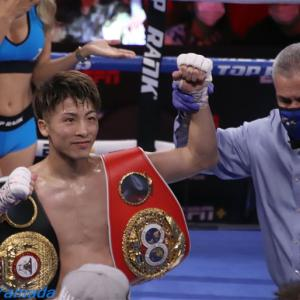 【Photo】井上尚弥vsダスマリナス IBF&WBA世界バンタム級戦