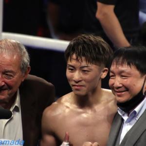 井上尚弥vsダスマリナス 「ESPN視聴者数」 IBF&WBA世界バンタム級戦