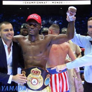 ソロvsマドリモフ 「入札結果」 WBA世界スーパーウェルター級挑戦者決定戦