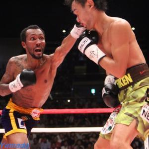 10/15 WBA2位アンセルモ・モレノvsエリーザ・アキノ 「フェザー級10回戦」
