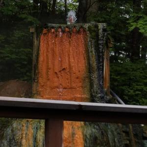 山奥の温泉に浸かってきましたよ^0^/