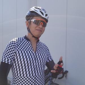 ロードバイクデビューの2人 淡路島実走 その2