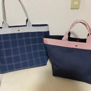 今度のバッグは本当に使える!サンプルできたよ。