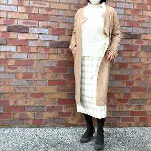 コロンスカートは50代太めでも大丈夫!