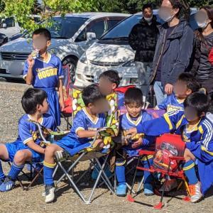 三男☆サッカー穂の国カップ