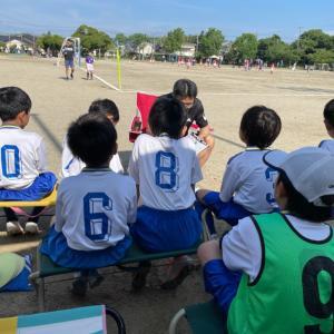 三男☆試合の後のゴルフ練習