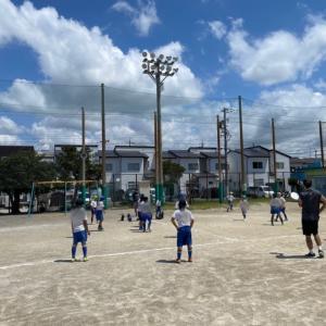 三男☆サッカー少年団  夏のお楽しみ会