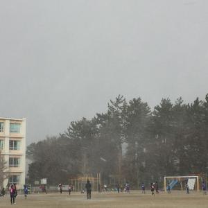 極寒!!サッカー