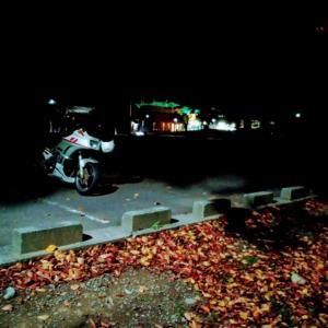 夜のFJ1200!