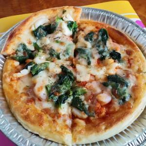 久しぶりに横浜町のBunBunさんのピザ!
