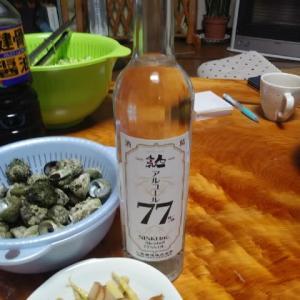 アルコール77度!買ってみました。