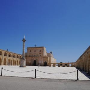 イタリアのかかとの先端の町、サンタ・マリア・ディ・レウカ