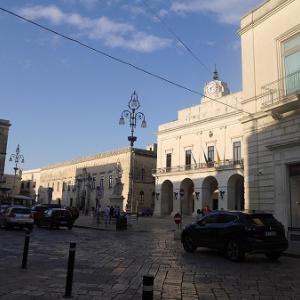 なかなか良い街、レッチェ県のマリエ