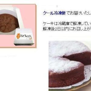 ダイエットケーキで6kg