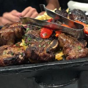 肉といえばアルゼンチンステーキ
