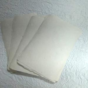 手漉き和紙のはがき