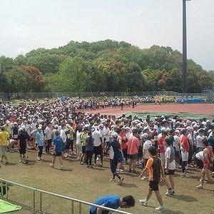 武相マラソン ~15km