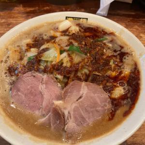 東京都練馬区練馬にある濃菜麺井の庄にて濃菜麺をば喰らうの巻