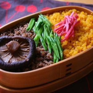 令和元年5月お弁当と朝ごはん。