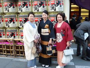歌舞伎で着物・12月忠臣蔵