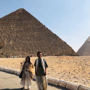 ピラミッドも男性性エネルギーから女性性エネルギーとの統合の時代へ