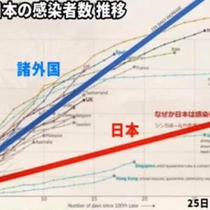 「日本の感染は拡がっていない」中部大学の武田邦彦先生