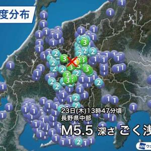 日本列島で火山活動が活発化