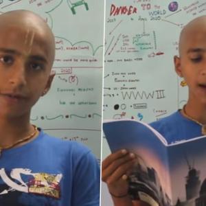 やつはメールマガジン Vol.480「インドの14歳神童が2019年に新型コロナウイルスを完全に的中」