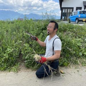土砂災害防止月間の6月 「大地の再生」をライフワークに