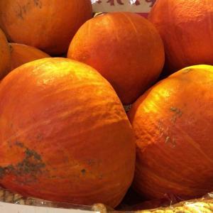 ハロウィンかぼちゃランタン作り