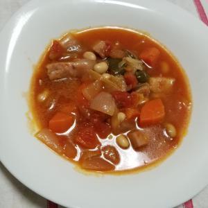 脂肪燃焼スープらしきものを作ってみた