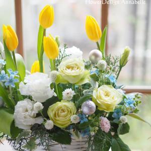 命日に送るお花と
